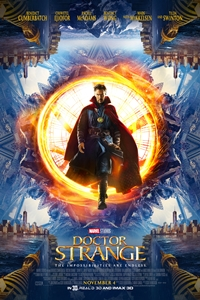 Doctor Strange in Disney Digital 3D