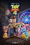 Toy Story 4 in Disney Digital 3D Poster