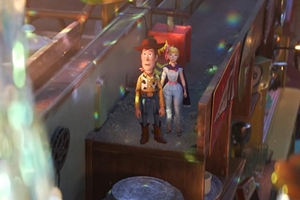 Still 17 for Toy Story 4 in Disney Digital 3D