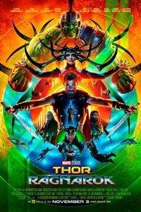 Thor: Ragnarok in Disney Digital 3D Poster