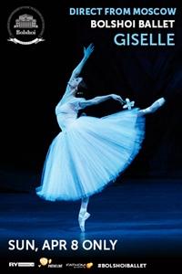 Bolshoi Ballet: Gis...