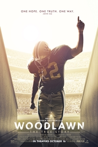Poster for Woodlawn