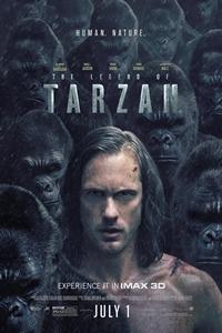 The Legend of Tarzan: An IMAX 3D Experience