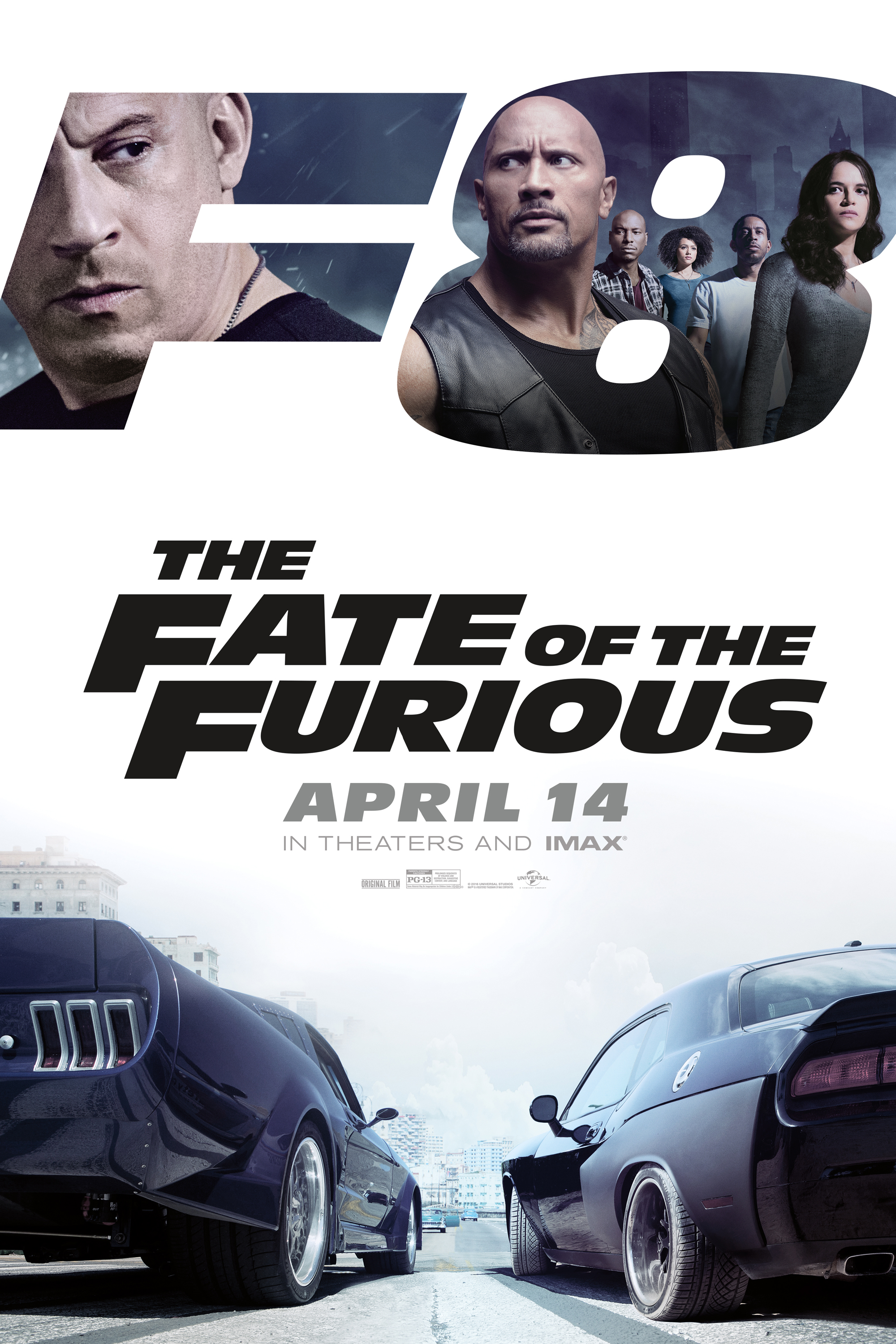 The Fate of the Furious (AADS)