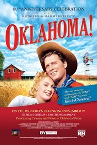 Poster of Oklahoma! - 60th Anniversary