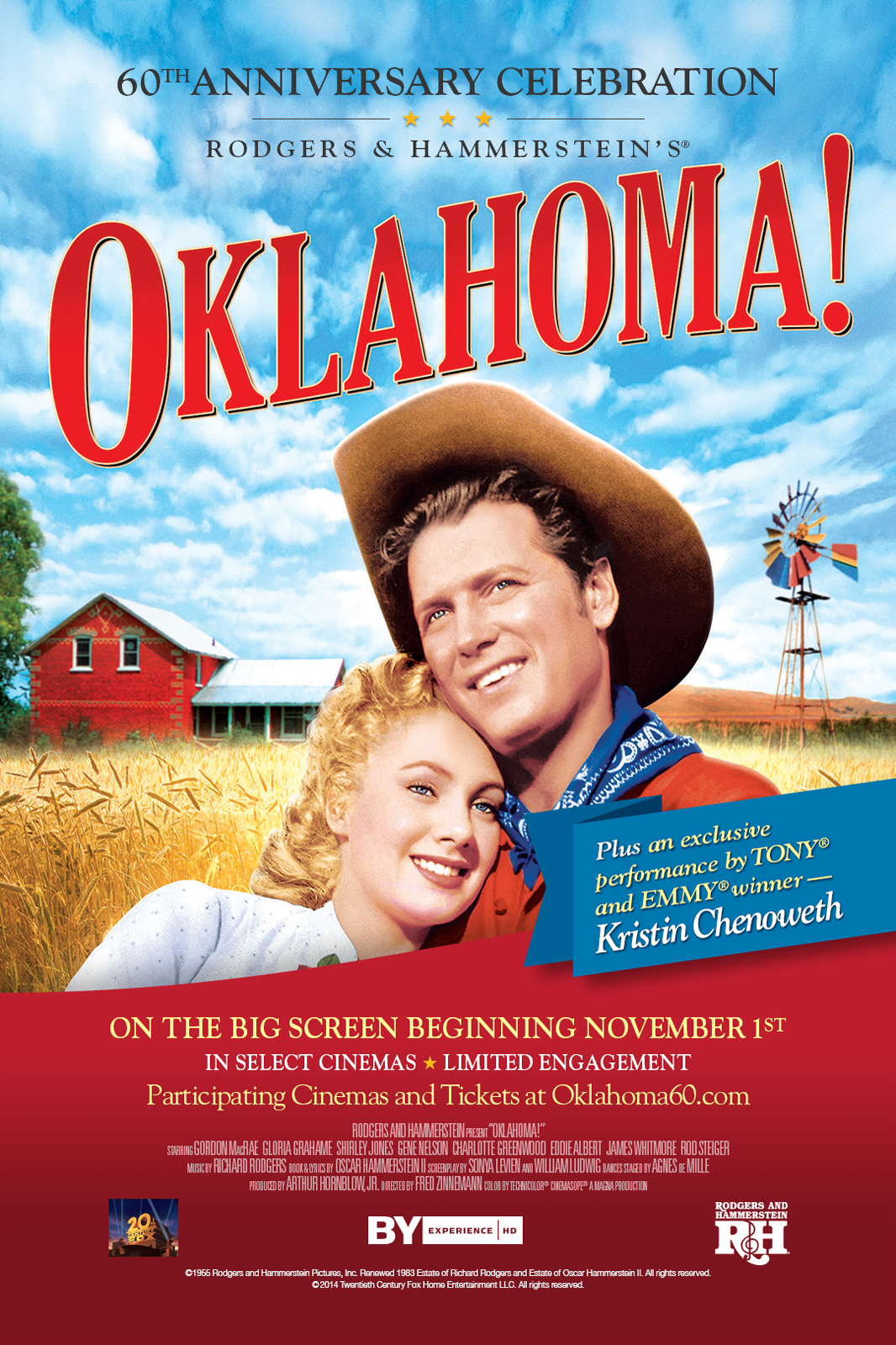 Oklahoma! - 60th Anniversary