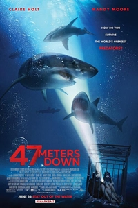Poster of 47 Meters Down