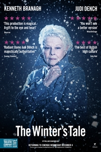 Branagh Theatre Live: The Winter's Tale Poster