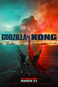 Poster of Godzilla vs Kong