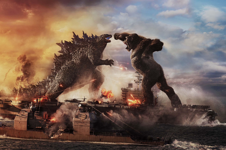 Still 1 for Godzilla vs Kong