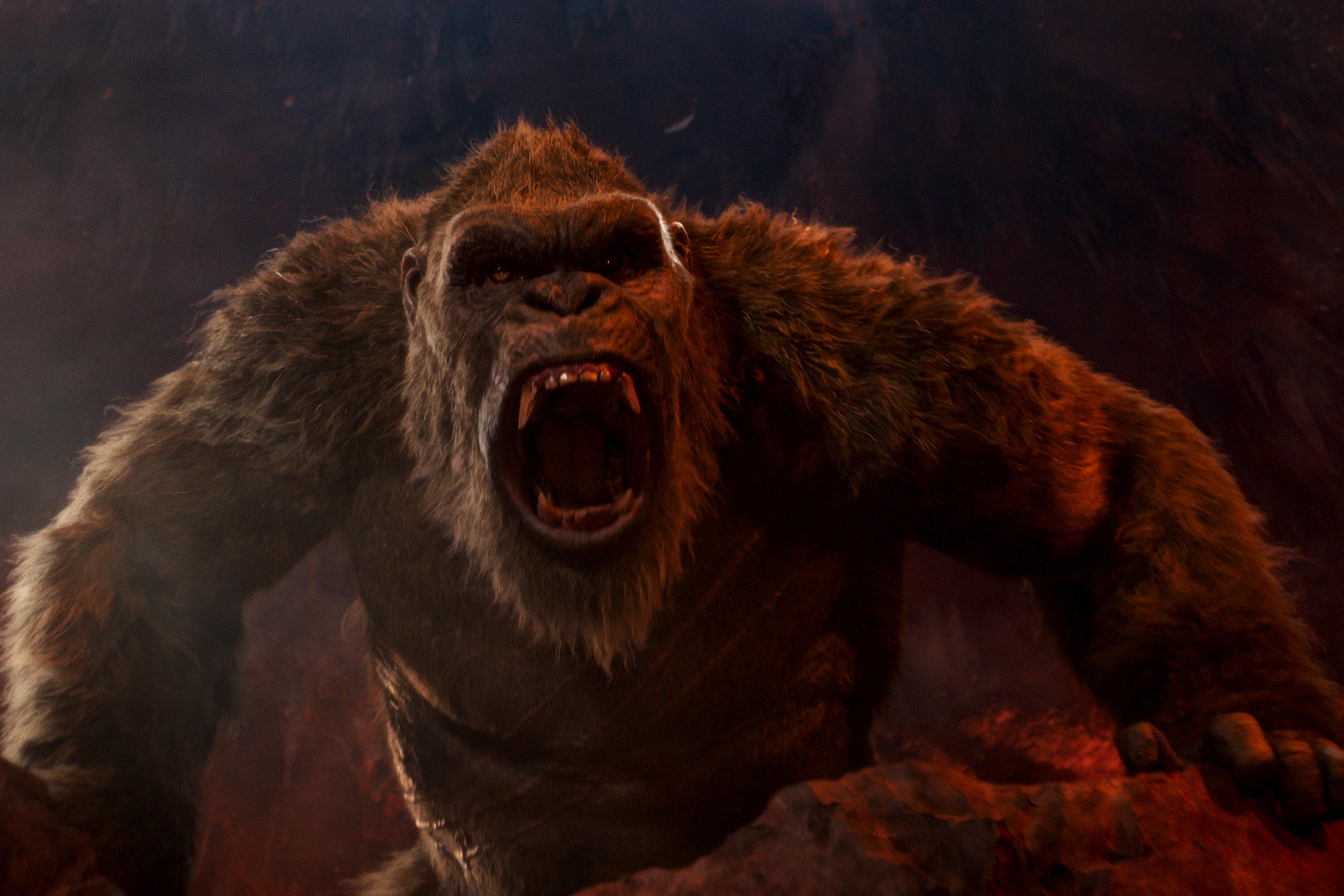 Still 2 for Godzilla vs Kong