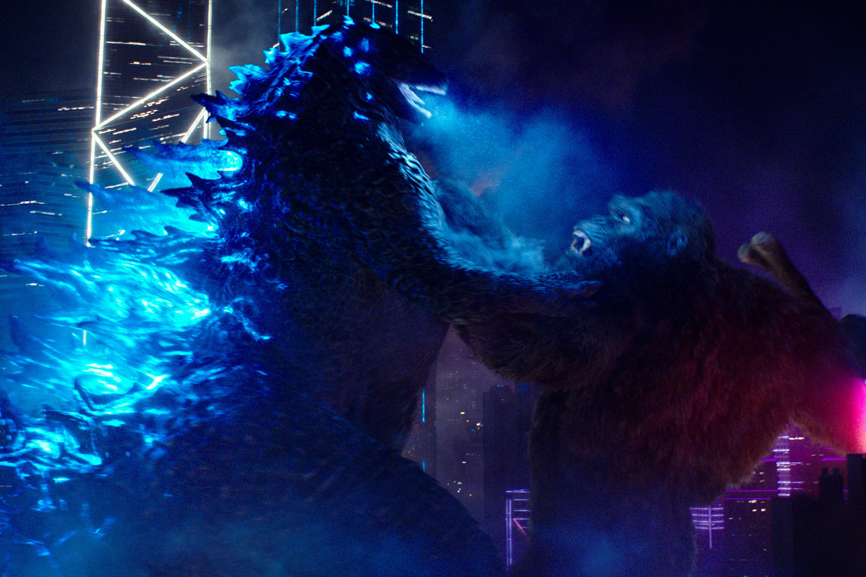 Still 4 for Godzilla vs Kong