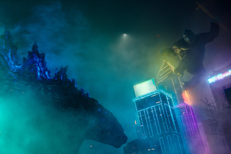 Still 6 for Godzilla vs Kong