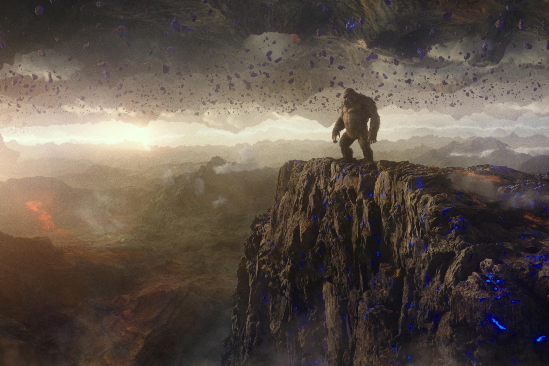 Still 7 for Godzilla vs Kong