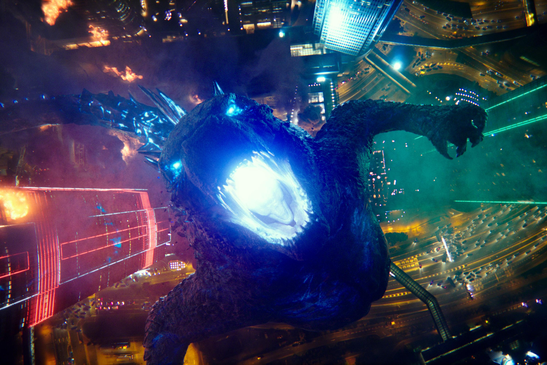 Still 8 for Godzilla vs Kong