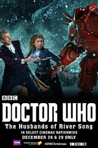 Doctor Who Christmas Special Theaters.Cinemagic Theaters Zyacorp Doctor Who The Husbands Of