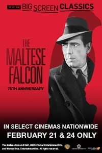 Poster of TCM Presents The Maltese Falcon 75th Anniversary (