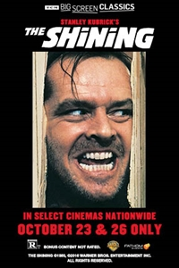 Shining (1980) presented by TCM, The