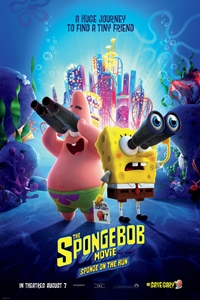 Poster of The SpongeBob Movie: Sponge On The Ru...
