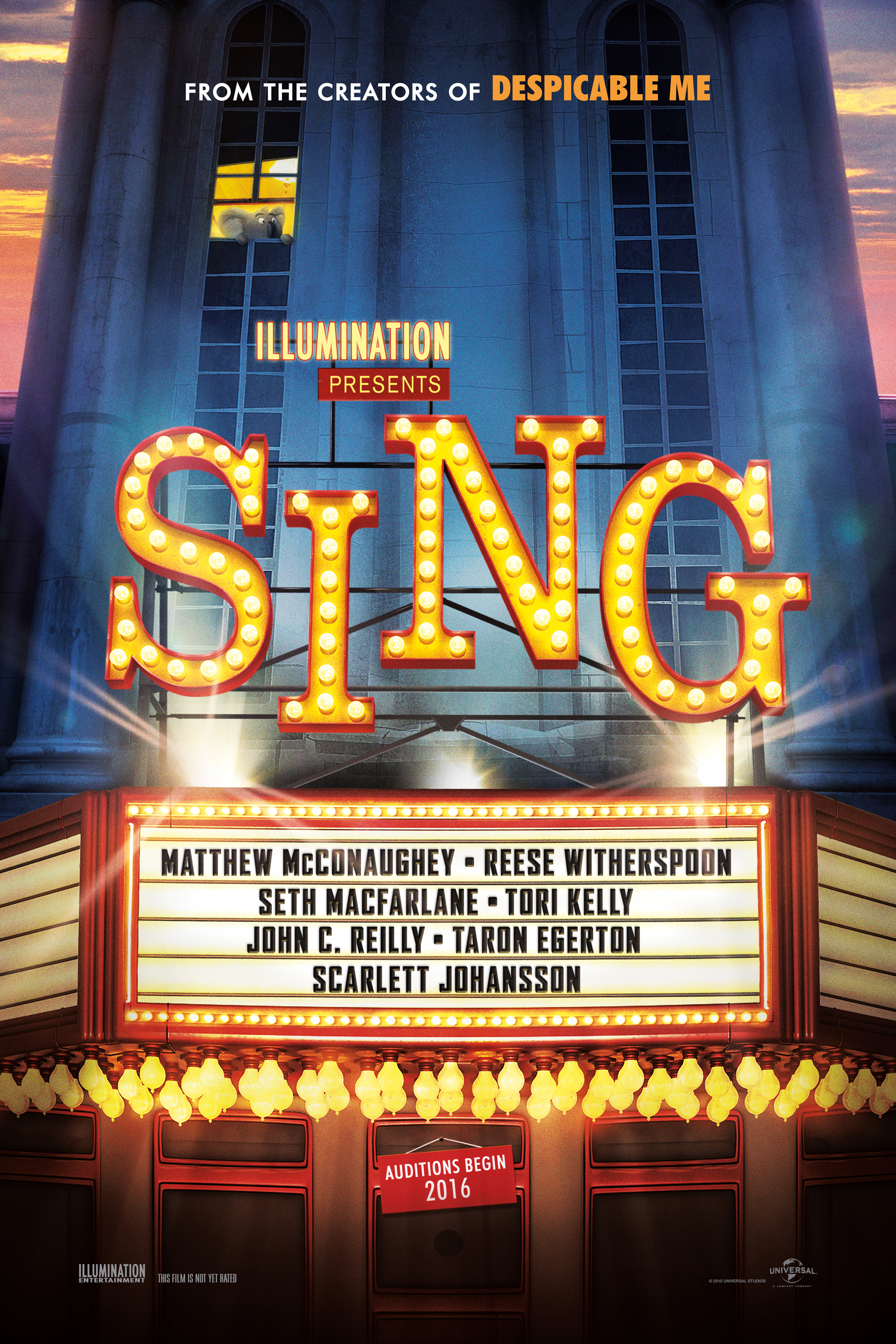 Still of Sing
