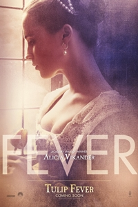 Poster for Tulip Fever