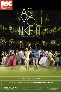 Royal Shakespare Company: As You Like It Poster