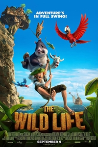 The Wild Life 3D (Robinson Crusoe 3D)