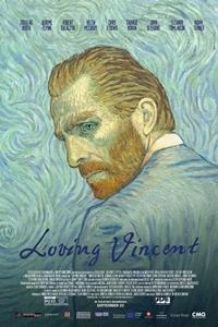 Poster for Loving Vincent