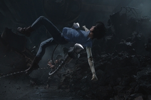 Still 1 for Alita: Battle Angel