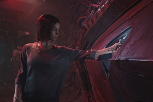 Still 3 for Alita: Battle Angel