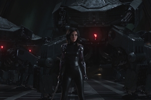 Still 4 for Alita: Battle Angel