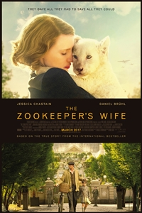 Poster of The Zookeeper's Wife