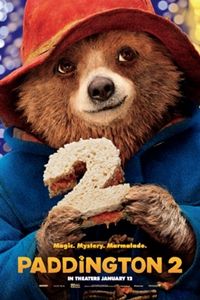 Poster for FREE Summer Kid Fest - Paddington 2