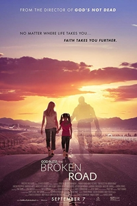 Caption Poster for God Bless the Broken Road