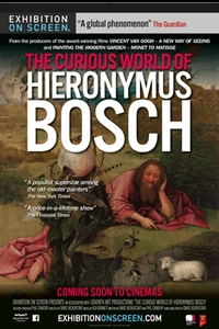 Exhibition on Screen: The Curious World of Hieronymus Bosch Poster