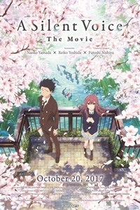 Poster for A Silent Voice: The Movie (Koe no katachi)