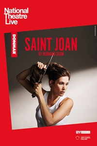 National Theatre Live: Saint Joan Poster
