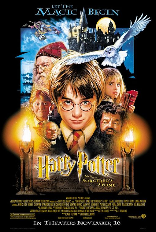 Poster for Harry Potter and the Sorcerer's Stone: The IMAX 2D Experience