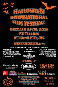 Halloween International Film Festival Poster