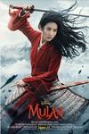 Mulan in Disney Digital 3D Poster