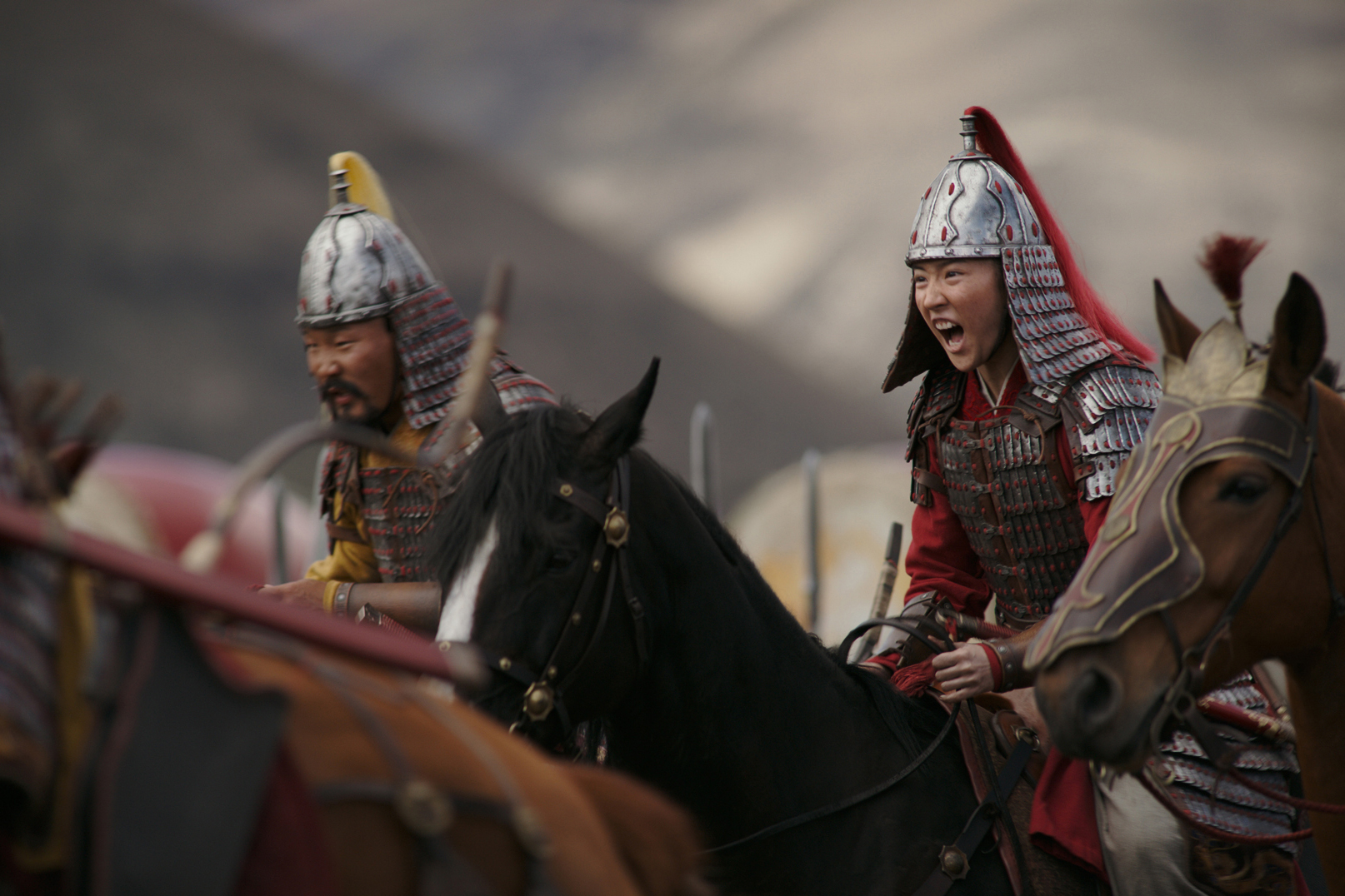 Photo 7 for Mulan in Disney Digital 3D