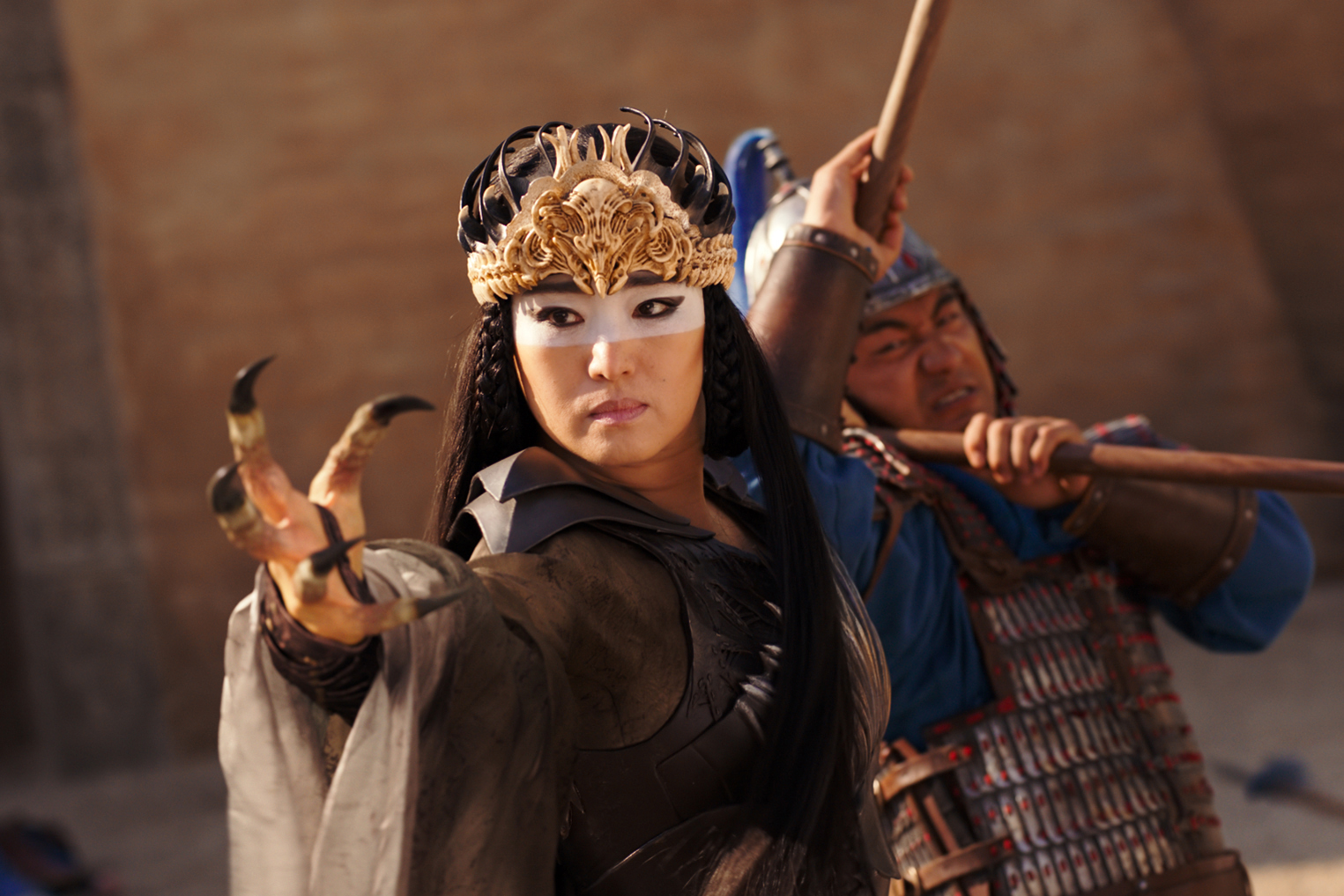 Photo 14 for Mulan in Disney Digital 3D