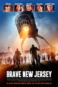 Poster for Brave New Jersey