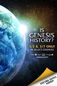 Is Genesis History? Poster