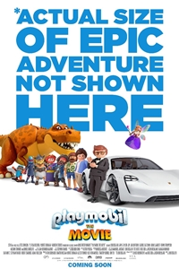 Poster for Playmobil: The Movi...