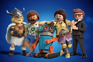 Still #9 forPlaymobil: The Movie
