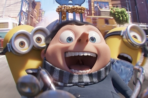 Still #0 forMinions: The Rise of Gru