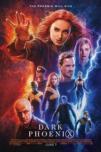 Dark Phoenix in D-BOX Poster
