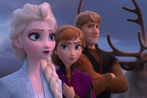 Still #0 for Frozen II