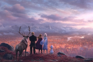 Still 1 for Frozen II